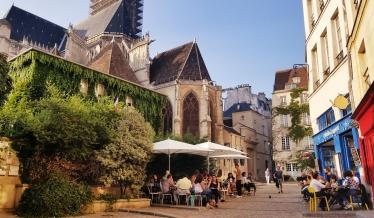 My neighbourhood... looking like the south of france