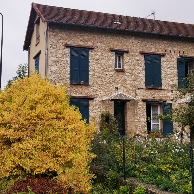 A B&B In Giverny