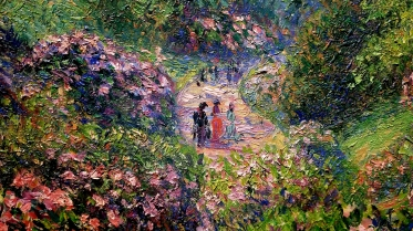 Pissarro... joins the ranks as a new fave...
